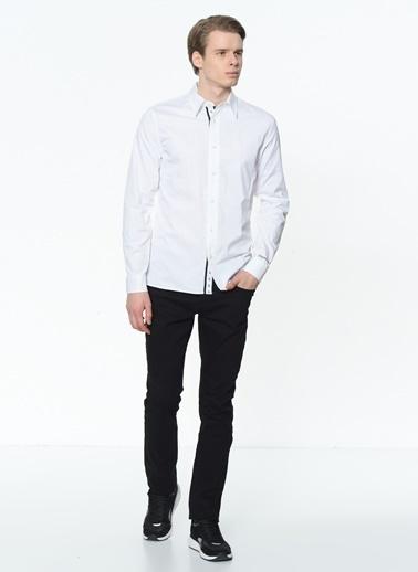 Calvin Klein Gömlek Beyaz
